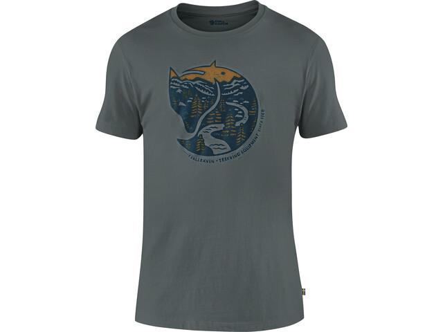 Fjällräven Arctic Fox T-Shirt Men dusk